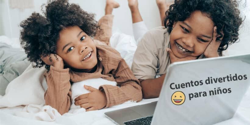 Cuentos divertidos para niños