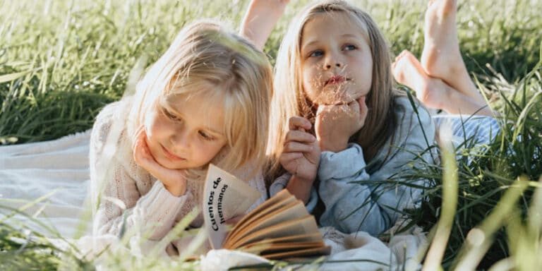 Cuentos de hermanos para leer con los niños