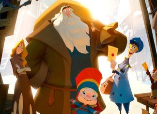 El cuento de Navidad basado en la película de Klaus