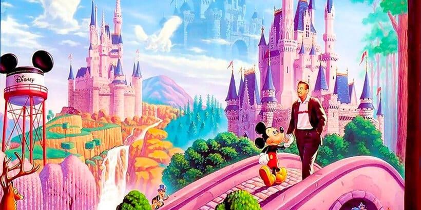 Preciosos cuentos para niños de Disney