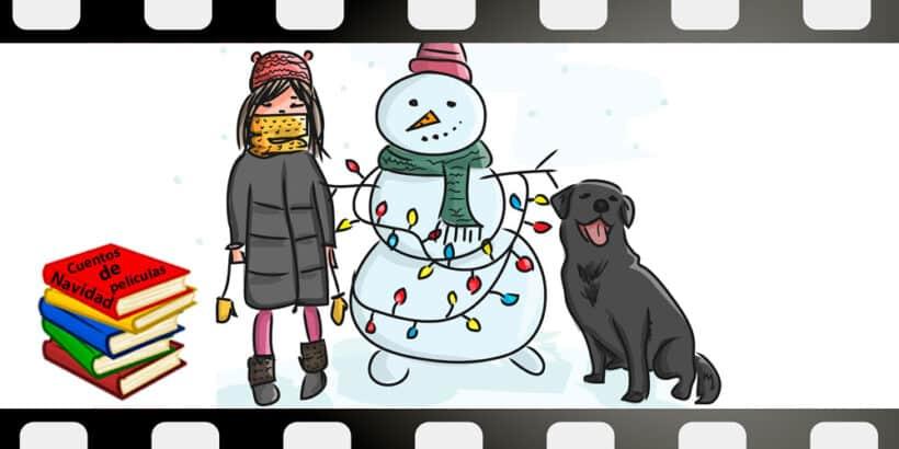 Cuentos basados en películas de Navidad para niños