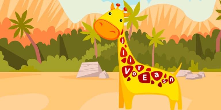 Cuento infantil: La jirafa más alta