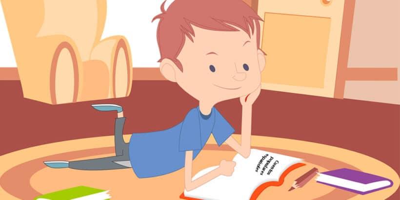 Cuentos para niños populares españoles
