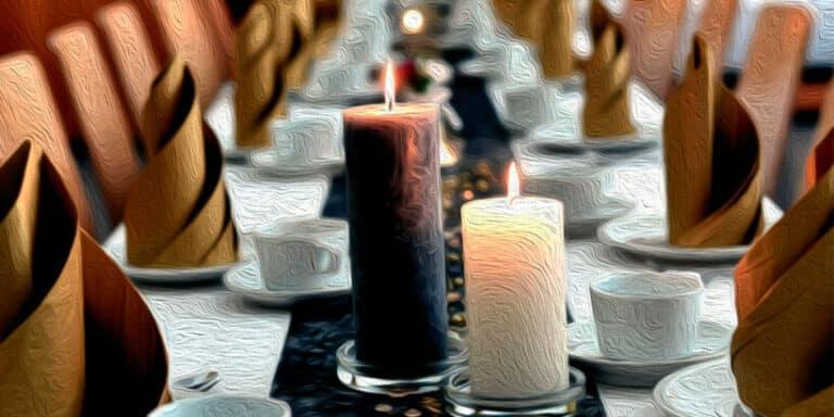 Un cuento sufí para reflexionar: Los dos banquetes