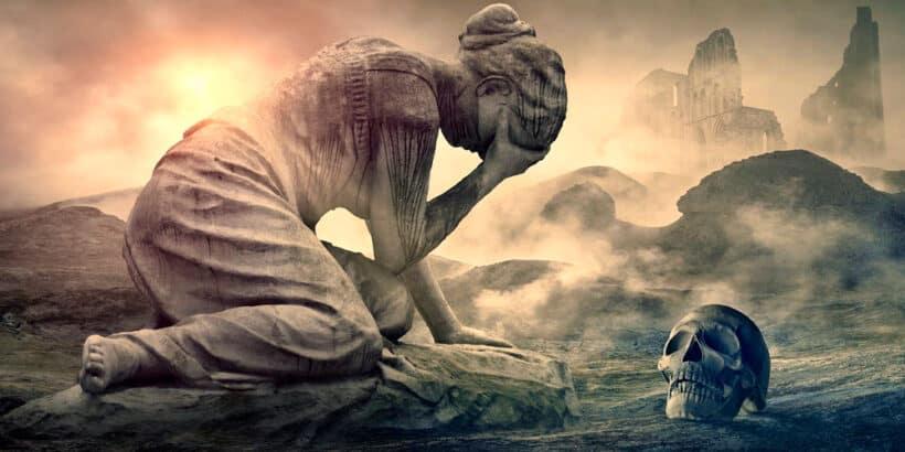 Fábula budista sobre el dolor ante una pérdida, 'El sufrimiento'