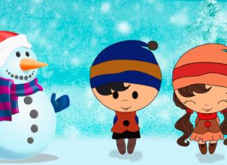 Cuento navideño con valores: Miguel y el muñeco de nieve