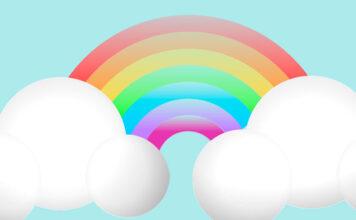 La leyenda mexicana del arco iris 'El hombre de los siete colores'