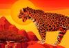 El jaguar que buscó al hombre dos veces, una leyenda sobre cómo consiguió el jaguar sus manchas
