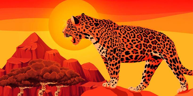 Rl jaguar que buscó al hombre dos veces, una leyenda sobre cómo consiguió el jaguar sus manchas