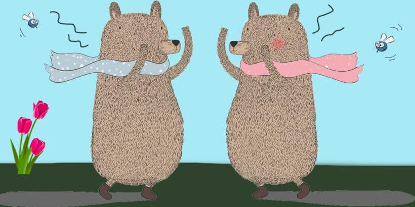 Un cuento popular mexicano para niños: Los osos apestosos