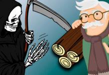 Una fábula sobre la paciencia y el perdón: El viejo y la muerte