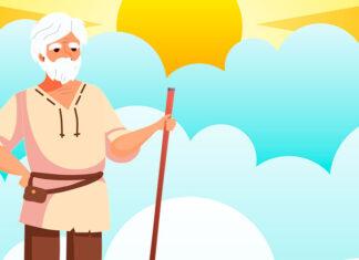 El cuento El campesino pobre en el cielo