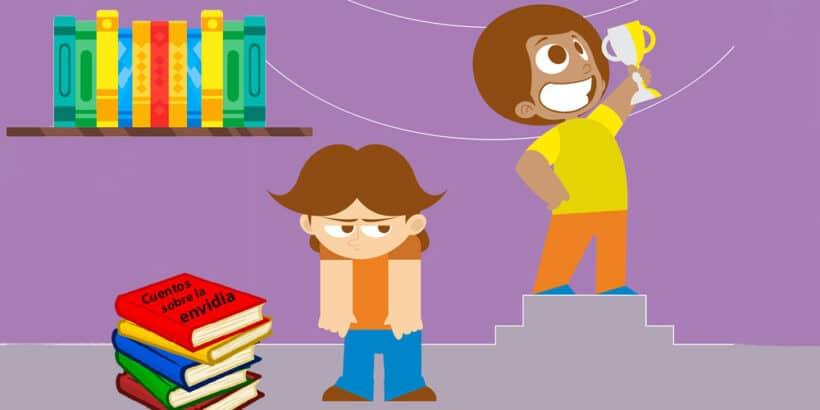 Cuentos infantiles sobre la envidia