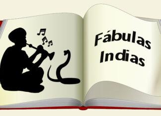 Selección de fábulas d ela India para niños y mayores