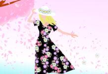Un cuento de hadas para niños: La infantita que se convirtió en almendro