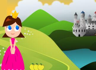 El cuento infantil La princesa de la colina de cristal