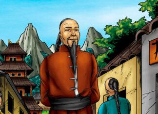 Una fábula sobre el daño que hacen los rumores: Los rumores sobre Zeng Shen