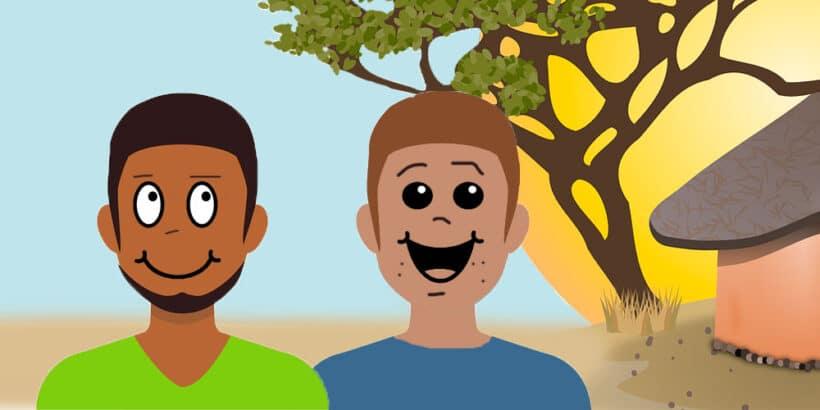 Un cuento africano sobre la amistad: El cuento del verdadero amigo