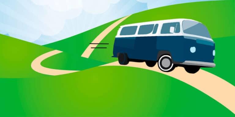 Cuento para niños divertido: El autobús de mi tío Nicolás