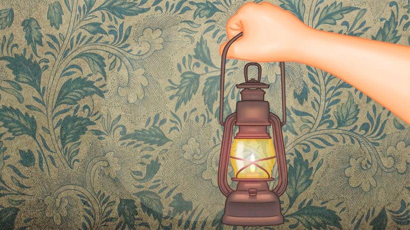 'La luz prestada', una fábula china con valores