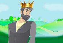 Un cuento para niños de los hermanos Grimm: El rey pico de loro
