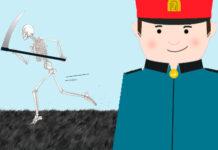 Un cuento con valores sobre la muerte: El soldado y la muerte