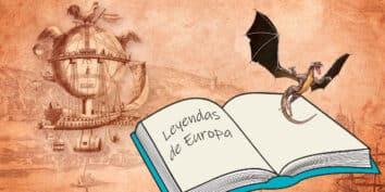 Leyendas de Europa para niños y mayores