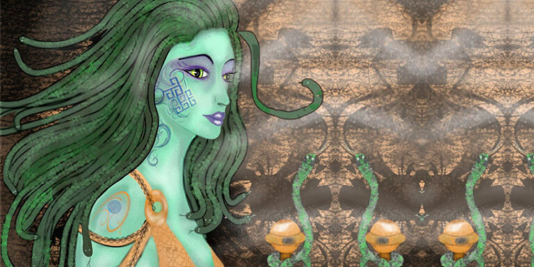 La leyenda de Medusa y Perseo