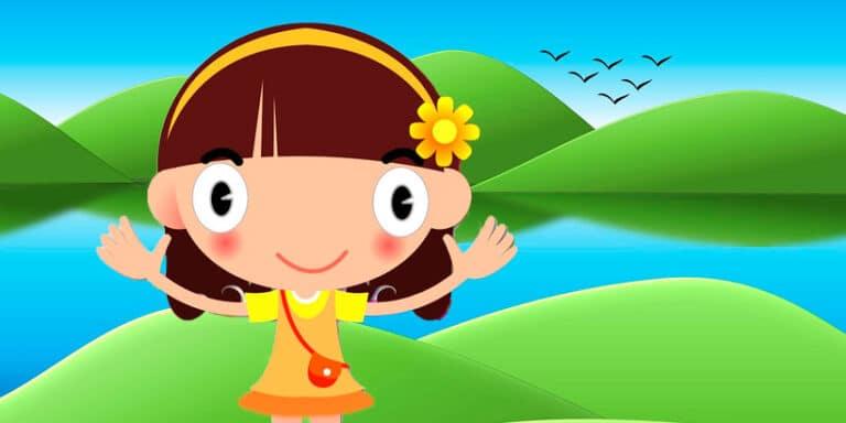 La niña lista, cuento ruso para niños y mayores