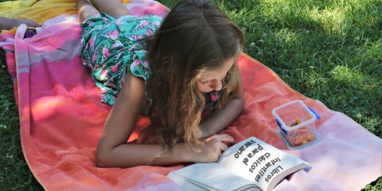 Libros infantiles clásicos para el verano que no puedes dejar de leer