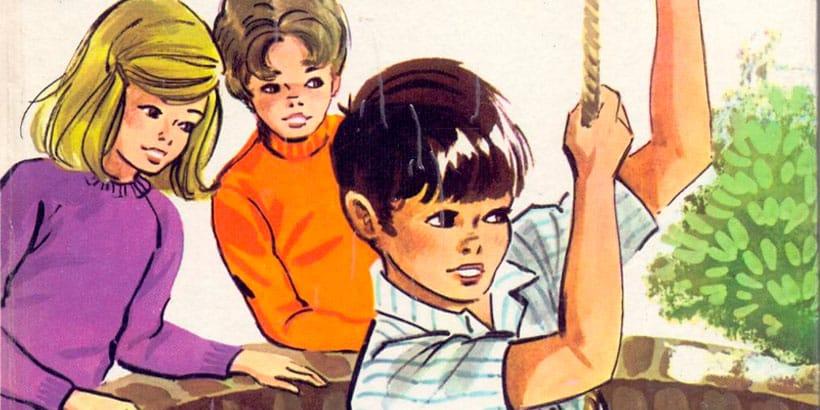 Los Cinco, Libros para niños
