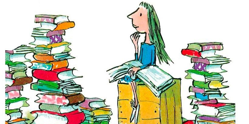 El libro infantil de Matilda