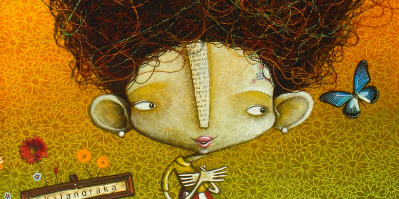 El libro infantil Orejas de mariposa