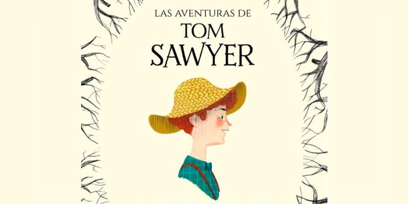 Las aventuras de Tom Sawyer, ilustración