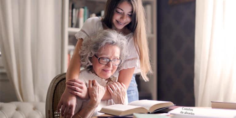 Cuentos de abuelos para leer con los nietos