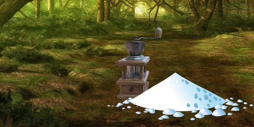 El molino de sal o El molino mágico