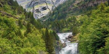 La sorprendente leyenda del origen de los Pirineos