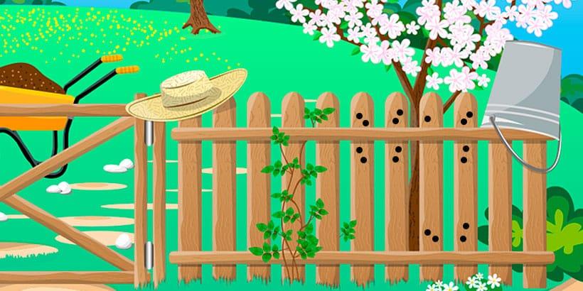El niño y los clavos, un cuento con valores para niños