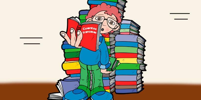 Selección de cuentos franceses para niños