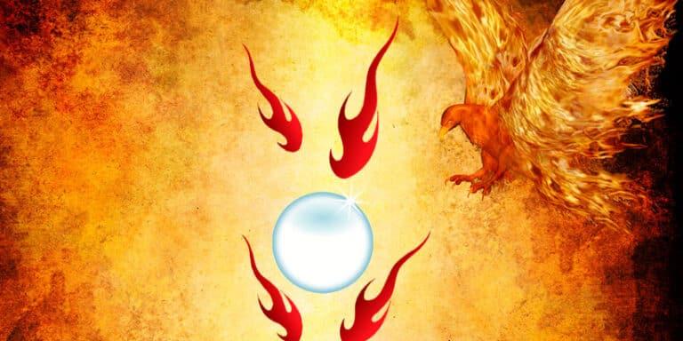 La bola de cristal, un cuento de los hermanos Grimm
