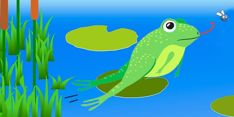 Cuento de Mark Twain: La célebre rana saltarina del condado de Calaveras