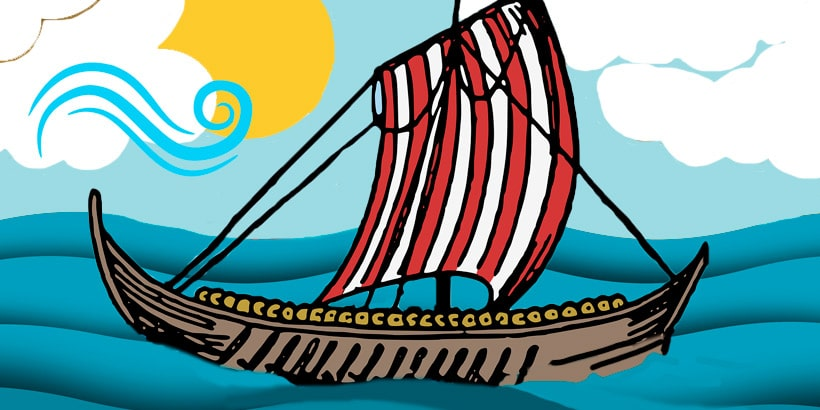 LOs viajes de Ulises contados para niños