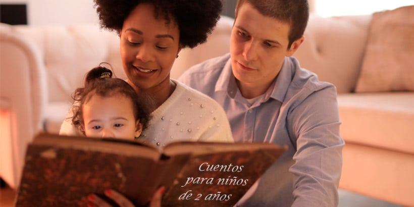 Los mejores cuentos para niños de 2 años
